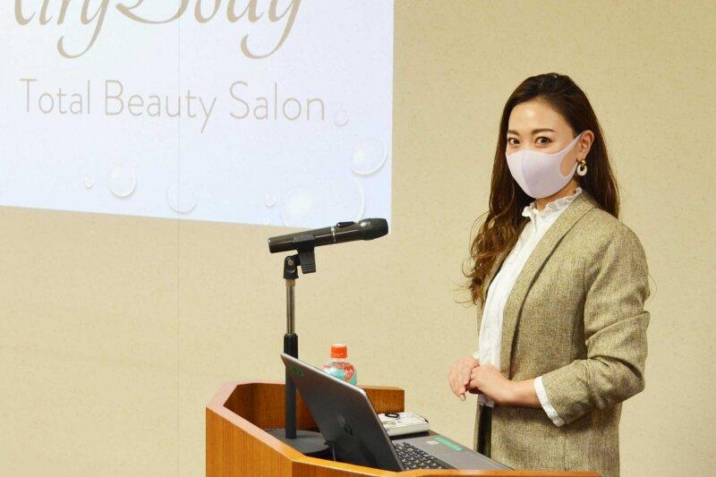 柔道整復学科の就職イベントを開催しました。