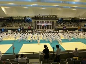 第45回 全国柔道整復学校協会柔道大会