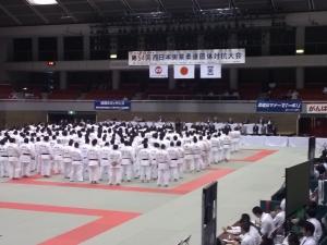 西日本実業団柔道団体対抗大会
