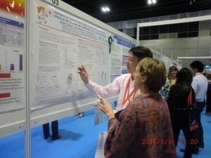 世界理学療法学会で発表してきました