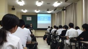 ☆第1回就職支援ガイダンス及び就活前・実習前マナー講座を開催しました!