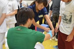 7月31日(日)柔道整復学科・東洋医療(鍼灸)学科オープンキャンパス開催!