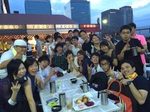 S1(東洋医療学科 1年) のクラス会
