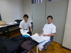 卒業実技試験