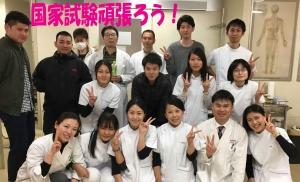 木曜の臨床実習班