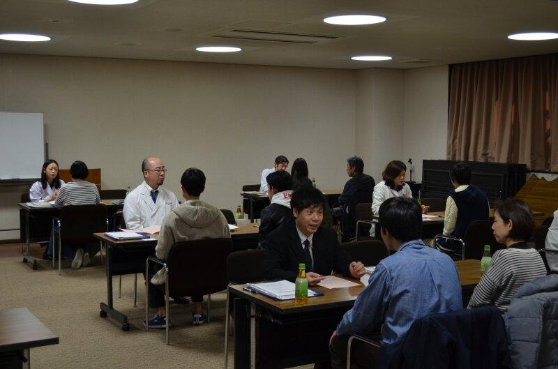 1月17日(金)夜間開催入学相談会